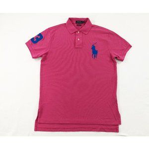 Polo Ralph Lauren Big Pony Short Sleeve Polo Shirt